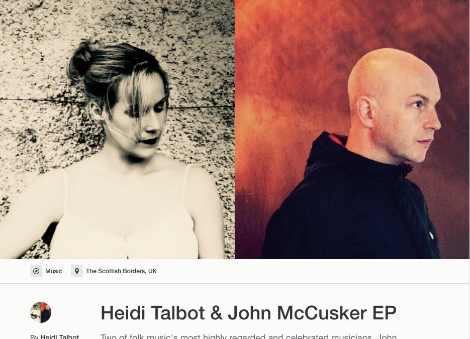 John & Heidi EP